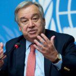 غوتيريش: الدول الخمس الدائمة العضوية بمجلس الأمن تريد أفغانستان مستقرة