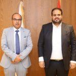 وزير النفط يبحث الصعوبات التي تواجه بلدية بنغازي في مجال النفط والغاز